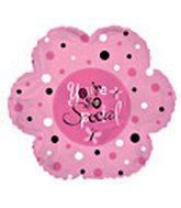 "9"" Airfill You&#39re So Special Pink & Black M234"