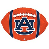 "21"" University of Auburn Tigers (AU) Collegiate Football"