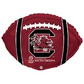"21"" University South Carolina Collegiate Football"