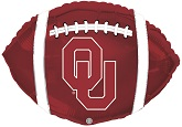 "21"" University Of Oklahoma Collegiate Football"