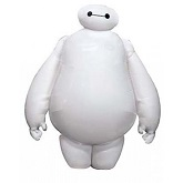 Jumbo Baymax Big Hero 6 Mylar Balloon