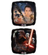 "18"" Star Wars the Force Awakens Packaged"