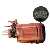 "35"" Star Wars the Force Awakens (Good Characters)"