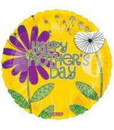 "18"" Happy Mother&#39s Day Whimsical Garden"