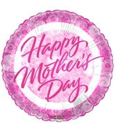 "18"" Happy Mother&#39s Day Pink Roses"