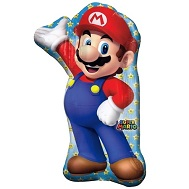 "33"" Super Mario Bros Jumbo Balloon"