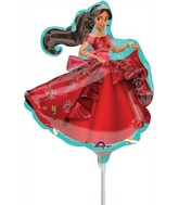 "10"" Airfill Only Elena of Avalor Balloon"