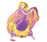 "31"" Rapunzel Supershape Balloon"