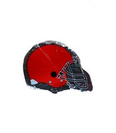 "26"" Red Football Balloon Helmet"