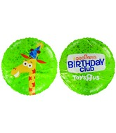 "18"" Geoffrey&#39s Birthday Club Toys R Us Promotional Balloon"