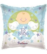"18"" Es Nino Angel Balloon"