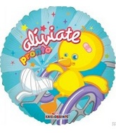"18"" Aliviate Pronto Duck Balloon"