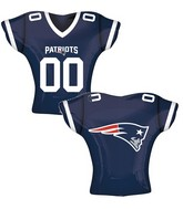 "26"" Balloon New England Patriots Jersey"