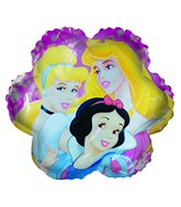 "18"" Licensed Disney Princesses Pink Foil Balloon"