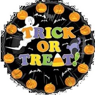"18"" Trick or Treat"