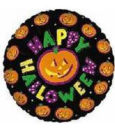 "18"" Happy Halloween Pumpkin Border"