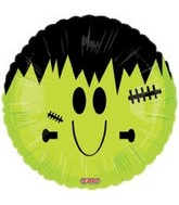 "18"" Halloween Smiley Frankenstein"