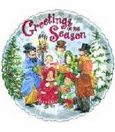 "18"" Greeting of the Season Carolers"