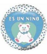 "18"" Es Un Nino Bear Boy"
