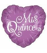 "18"" Mis Quince Lavender-15th birthday"