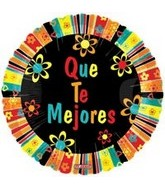 "18"" Que Te Mejores (Spanish Get Well)"