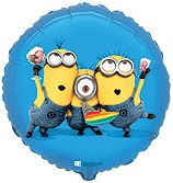 "18"" Despicable Me Minion Party Blue"
