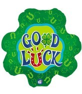 "18"" Good Luck Shamrock"