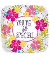 "18"" You&#39re Special Q-Bloom Balloon"