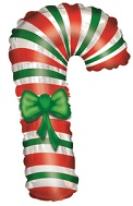 "12"" Airfill Only Candy Cane"