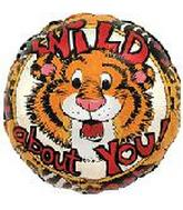 "18"" Tiger Wild About You"
