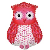"12"" Airfill Only I Love You Owl"