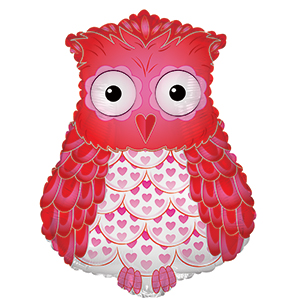 "24"" I Love You Owl"