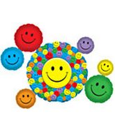 "36"" Smiley Face Cluster"