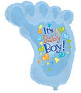 12&#39&#39 Airfill Baby Boy Foot M117