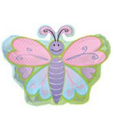 "20"" Butterfly With Polka Dot"