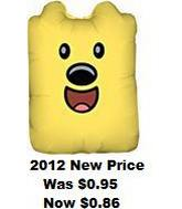 "26"" Wow Wow Wubbzy Shape-a-loon"