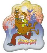 "34"" Scooby-Doo Halloween Balloon"