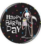"18"" Grim Reaper Happy Birthday (B5)"