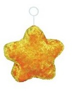 4.4 OZ Star Plush Weight