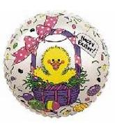 "18"" Happy Easter Suzy Chick"