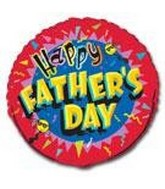 "18"" Happy Father&#39s Day Balloon"