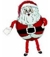 "40"" Airwalker Christmas Santa"