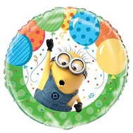 "18"" Foil Balloon Despicable Me Minion"