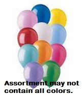 "5"" Latex Balloons Creative Brand (144 Count) Assorted"