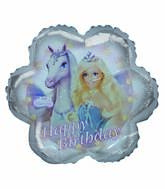 "18"" Happy Birthday Barbie Pegasus"