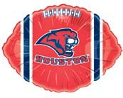 "18"" Collegiate Football Houston University Cougers"