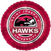 "18"" Collegiate Saint Joseph Hawks University"