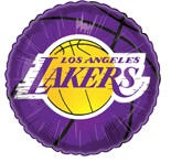 "18"" NBA Basketball Los Angeles Lakers"
