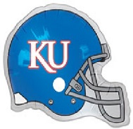 "23"" University of Kansas Helmet"