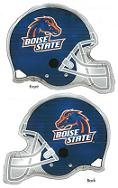 "26"" Boise State University Football Helmet Shape"